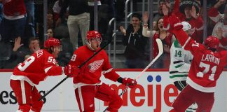Detroit Red Wings free agents