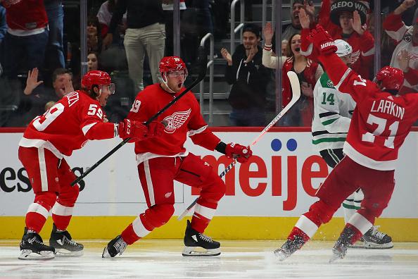 Detroit Red Wings Top Line