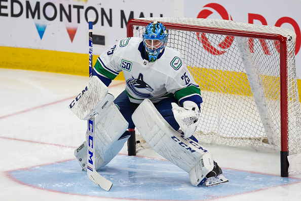 Vancouver Canucks Jacob Markstrom Granted Personal Leave