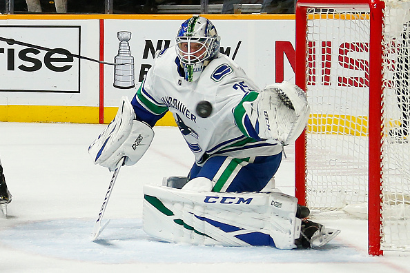 The Problems Facing Vancouver Canucks Jacob Markstrom Last Word On Hockey
