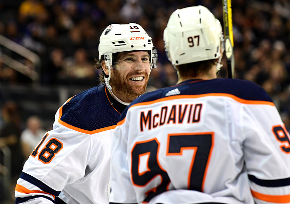 Oilers excelling in 2019-20