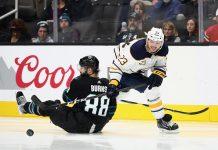 Buffalo Sabres vs San Jose Sharks