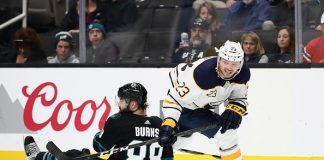 Buffalo Sabres vs San Jose Sharks