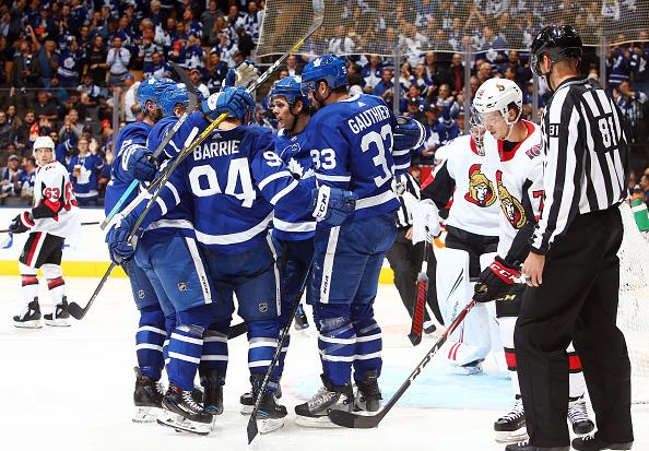 Maple Leafs early season