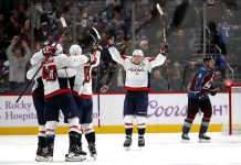 Colorado Avalanche vs Washington Capitals
