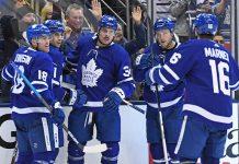 Toronto Maple Leafs Power Play