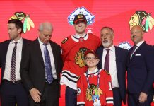 Blackhawks Draft History