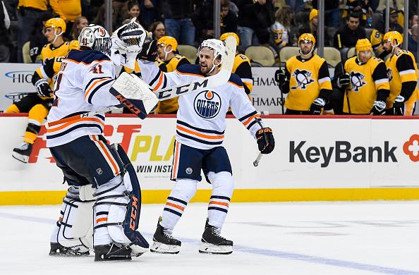 NHL Rumours; Kris Russell