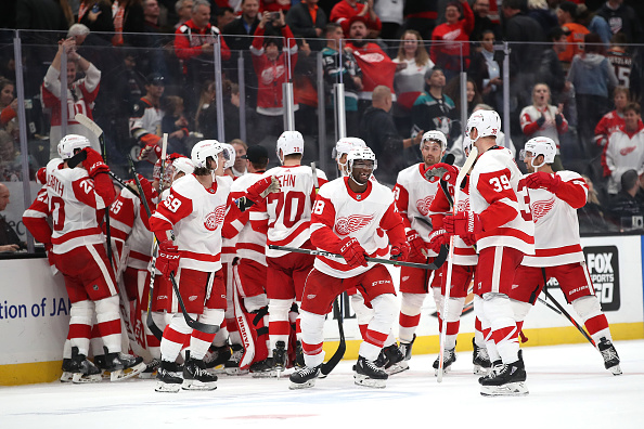 2019-20 Detroit Red Wings