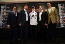 Colorado Avalanche Draft history