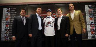 Colorado Avalanche Draft history