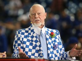 Don Cherry speaks.