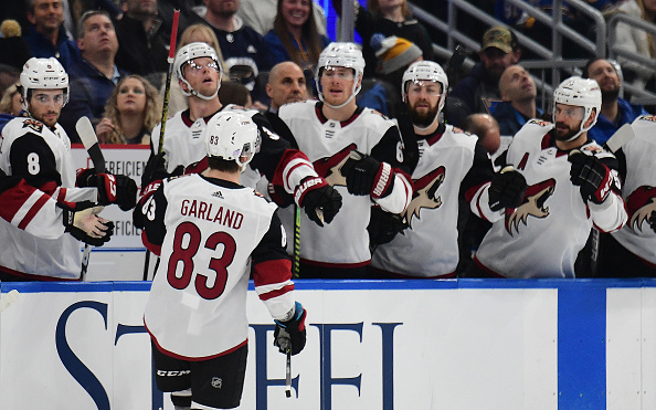 Coyotes defeated cup champs