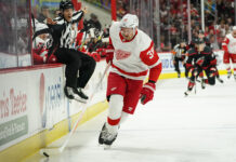 Anthony Mantha; NHL Rumours