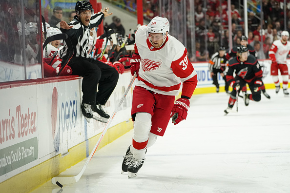 Anthony Mantha; NHL Rumours