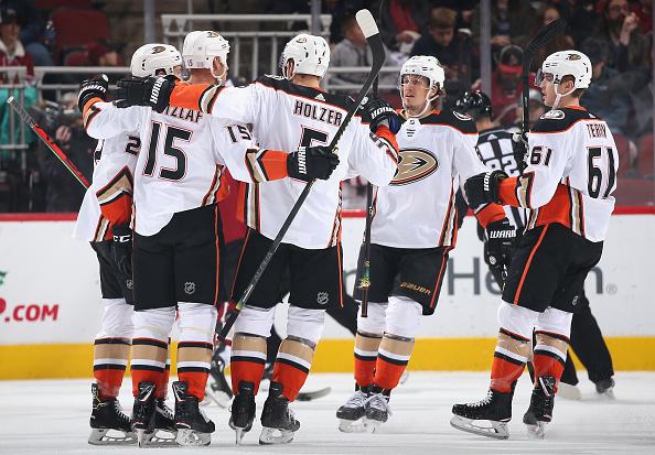 Anaheim Ducks rebuild