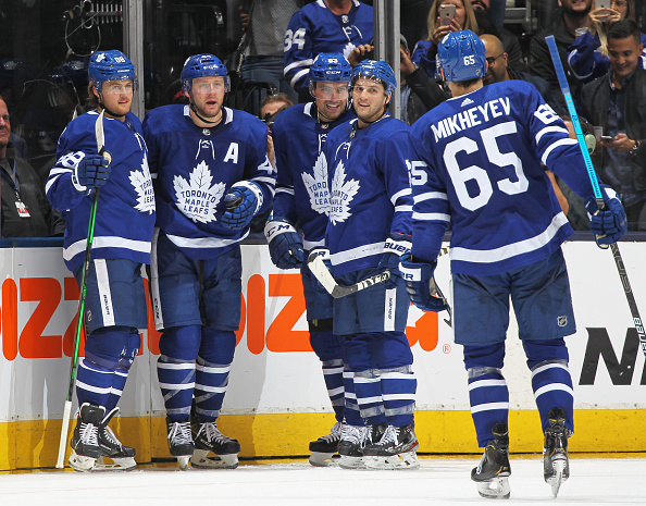 Toronto Maple Leafs turnaround