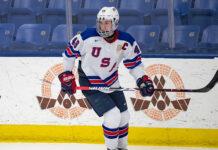Jake Sanderson 2020 NHL Draft