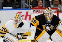 Pittsburgh Penguins goaltending
