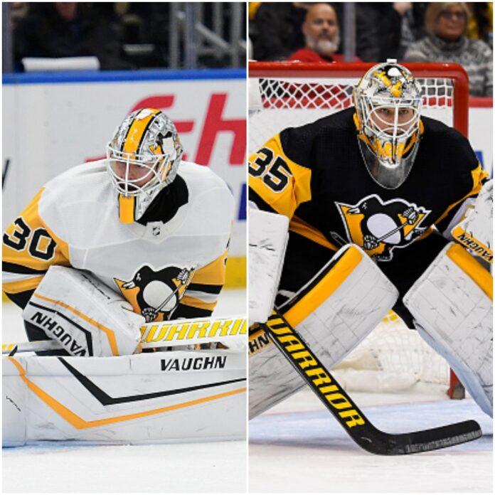 Pittsburgh Penguins goaltending