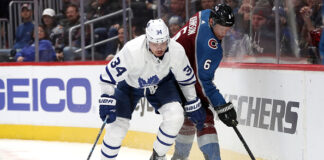 Toronto Maple Leafs Playoff Odds