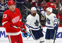 NHL rumours; Toronto Maple Leafs defence