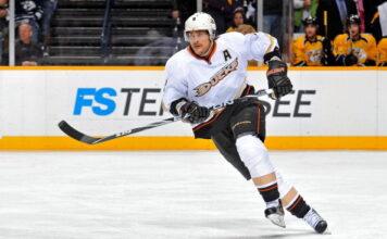 Anaheim Ducks Decade; Teemu Selanne