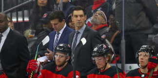 New Jersey Devils problems