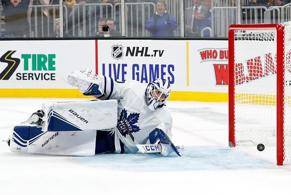 Toronto Maple Leafs Backup Goalie Blunder Last Word On Hockey