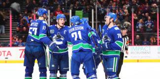 Vancouver Canucks season