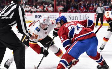 NHL Predictions; Elias Lindholm