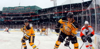 Boston Bruins Games