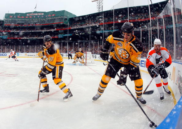 Boston Bruins Games
