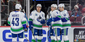 Vancouver Canucks' Road Trip