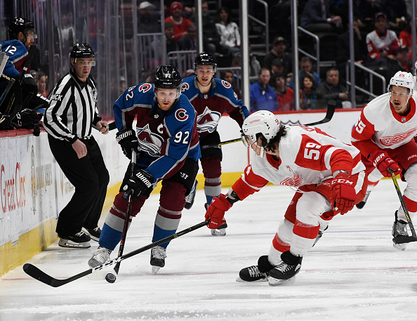 Nhl Predictions Jan 20 W Detroit Red Wings Vs Colorado Avalanche