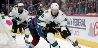 Tomas Hertl; 2019-20 San Jose Sharks