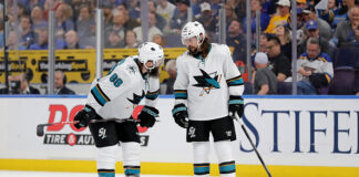 fantasy hockey; San Jose Sharks season; 2019-20 San Jose Sharks