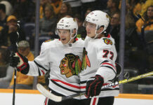 Chicago Blackhawks rookies