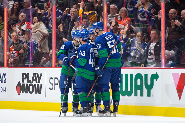 2019-20 Vancouver Canucks