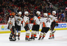 Anaheim Ducks Season