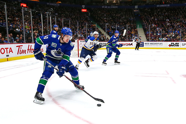 Vancouver Canucks road trip