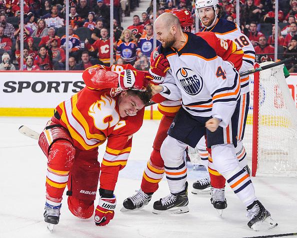 NHL predictions; Zack Kassian; Flames Oilers rivalry