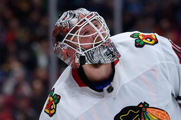 Robin Lehner; NHL Rumours