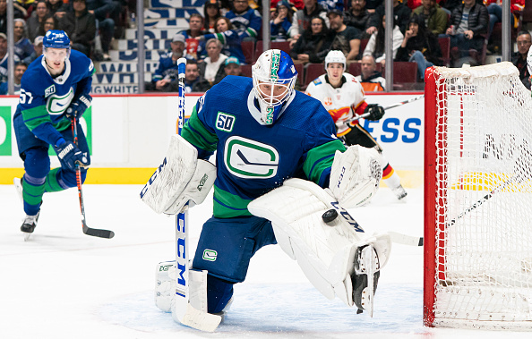 Jacob Markstrom Forcing Vancouver Canucks Hand Last Word On Hockey