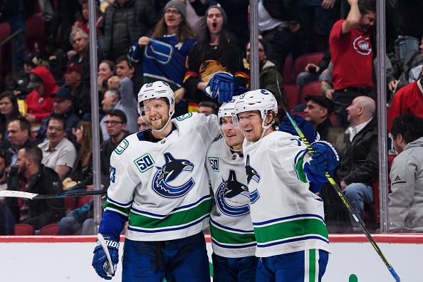 Vancouver Canucks Trade Deadline