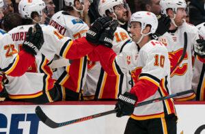 Calgary Flames Trade Derek Ryan
