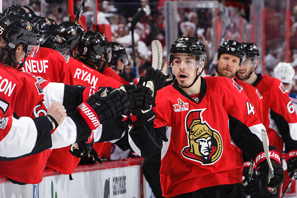 Ottawa Senators Trade Deadline