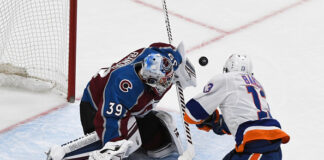 Pavel Francouz; NHL Eastern Conference