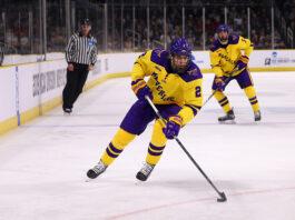 Connor Mackey 2020 College Hockey Free Agents
