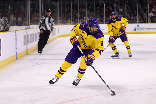 Connor Mackey 2020 College Hockey Free Agents